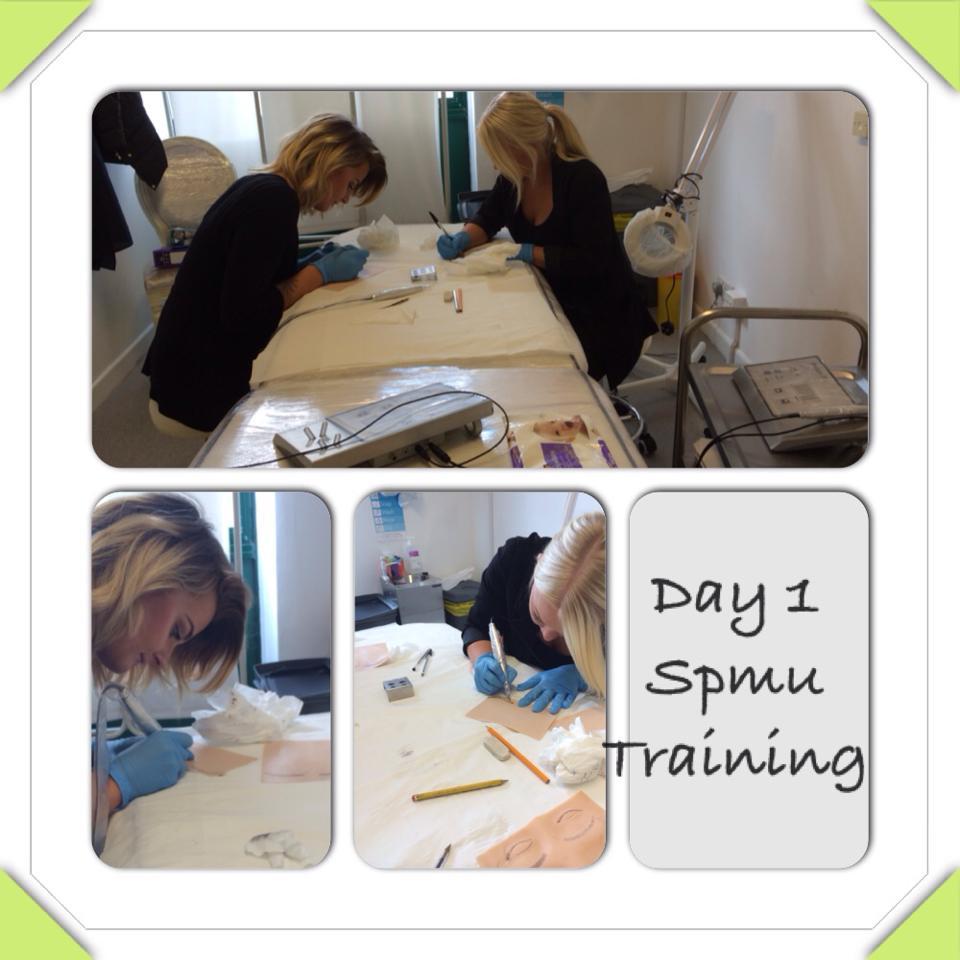 Training Diary - Day 1 - Medicare Cosmetics