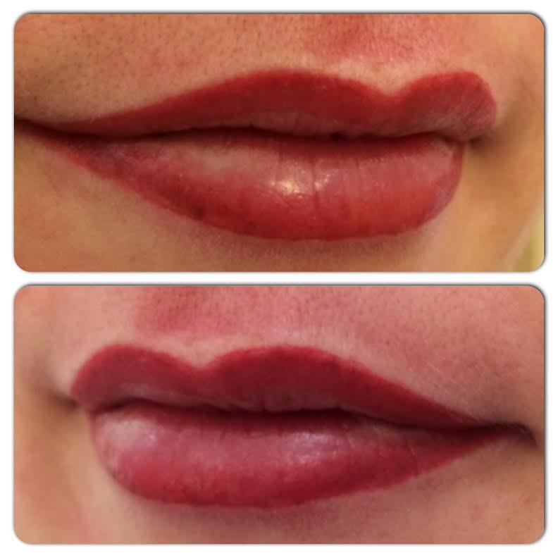 Semi Permanent Lip Liner & Blush - Medicare Cosmetics