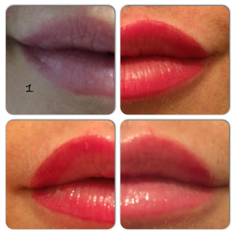 Semi Permanent Lip Liner & Blush - Medicare Cosmetics