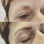Eyebrow transformation