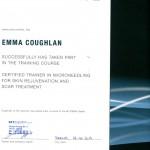 Rejuvapen Certificate