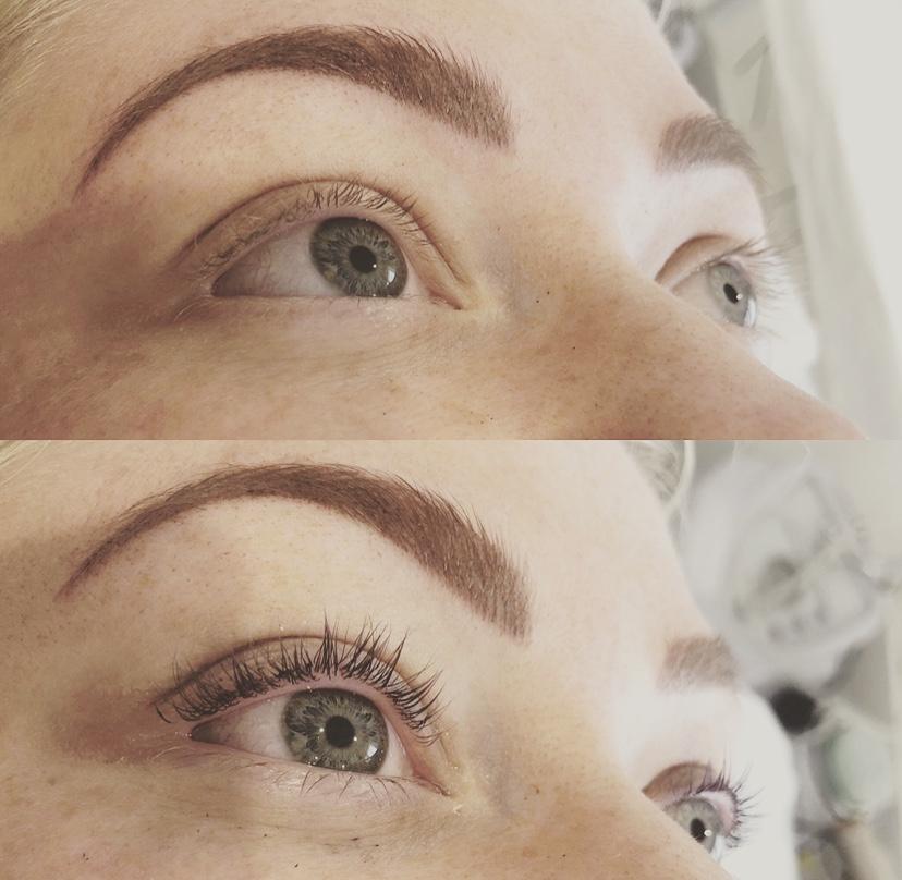 LVL Eyelashes